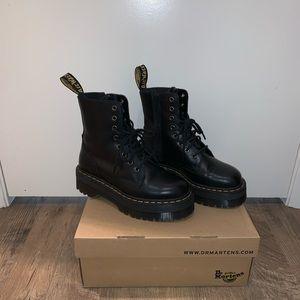 Size 7 Dr Marten Jadon Platform Boots